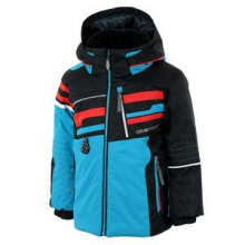 Stryker Insulated Ski Jacket Little Boys', Lava, 3 by Obermeyer