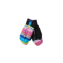 Thumbs Up Print Toddlers Mittens