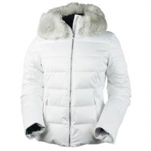 Bombshell Insulated Ski Jacket Women's, White, 10
