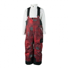 Volt Print Toddler Boys Ski Pants