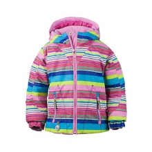 Arielle Toddler Girls Ski Jacket