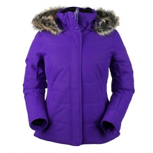 Tuscany with Faux Fur Womens Insulated Ski Jacket