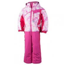 Starlet Insulated Ski Suit Toddler Girls', Pink Alpen Print, 5