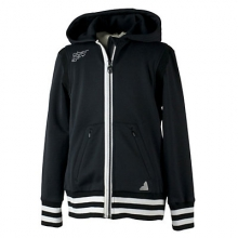 Cascade Fleece Jacket Boys', Black, L