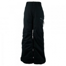 Brisk Insulated Ski Pant Boys', Black, XS