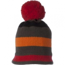 Sassy Knit Hat Little Kids', Anthracite, S/M
