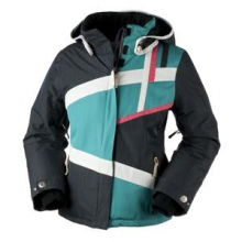 Lighthouse Ski Jacket Girls', Glacier, 6