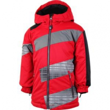 Blizzard Ski Jacket Little Boys', True Red, 2 by Obermeyer