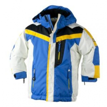 Giant Slalom Ski Jacket Little Boys', Electric Blue, 2