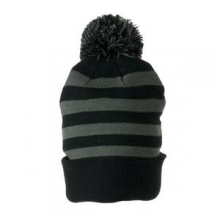 Echo Hat Boys', Black by Obermeyer