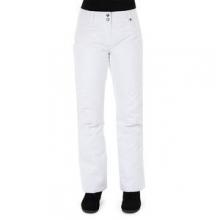 Malta Insulated Ski Pant Women's, White, 14
