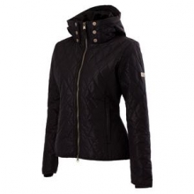 Obsession Insulated Ski Jacket Women's, Black, 14