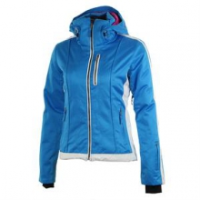 Mackenzie Insulated Ski Jacket Women's, Diva Blue, 16