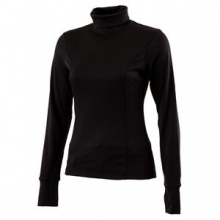 Contessa 75 Dri-Core Mid-Layer Top Women's, Black, L by Obermeyer