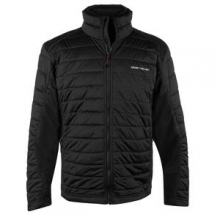 Atlas Insulator Jacket Men's, Black, L by Obermeyer