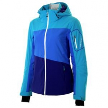 Luna Insulated Ski Jacket Women's, Azure, 2
