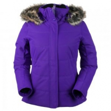 Tuscany Insulated Ski Jacket Women's, Iris Purple, 10 by Obermeyer