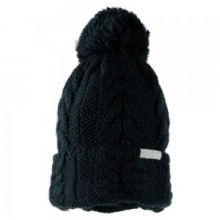 Skyla Knit Hat Women's, Black, by Obermeyer