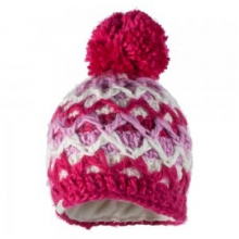 Averee Knit Hat Little Girls', Sugar Berry, by Obermeyer