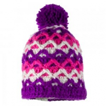 Averee Knit Hat Girls', Violet Vibe,