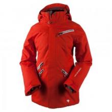 June Insulated Ski Jacket Girls', Tigers Eye, S