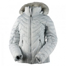 Aisha Insulated Ski Jacket Girls', Ceramic, S