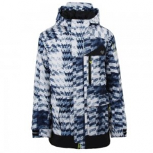 Axel Insulated Ski Jacket Boys', Coat of Arms, S