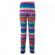 First Tracks Pro Fleece Pant Kids', Scribble Stripe, S