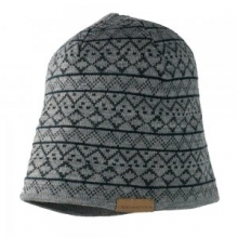 Mountain Knit Hat Men's, Light Heather Grey, by Obermeyer