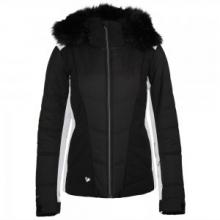 Verbier Insulated Ski Jacket Women's, Black, 14