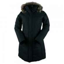 Tuscany Insulated Coat Women's, Black, 10