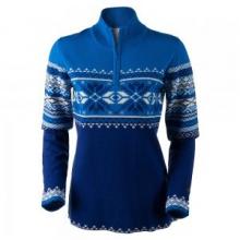 Carla Knit 1/4-Zip Sweater Women's, Dusk, M