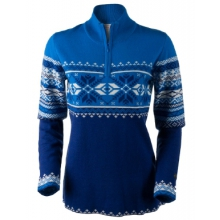Carla Knit 1/4 Zip Top - Women's