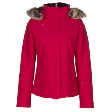 Tuscany w/ Faux Fur Womens Insulated Ski Jacket by Obermeyer