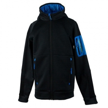 Match Fleece Hoodie Teen Boys Jacket