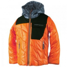 Catapult Insulated Jacket Toddler Boys', Tangerine, 2