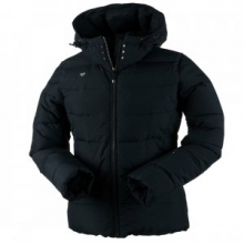 Charisma Down Ski Jacket Women's, Black, 10