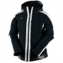 Chamonix Insulated Ski Jacket Women's, Black, 10 by Obermeyer