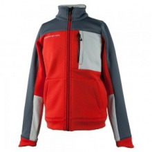 Rev Fleece Jacket Boys', Red, S