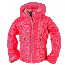 Comfy Insulated Jacket Little Girls', Glamour Pink, 2