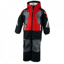 Vortex Insulated Ski Suit Toddler Boys', Red, 5