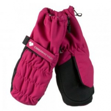 Puffy Down Mitten Little Kids', Glamour Pink, L