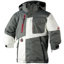 Superpipe Jacket - Boy's: Basalt, 4