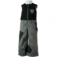 Chill Factor Bib - Boy's: Basalt, 3