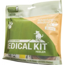 AMK Heeler Medical Kit for Dogs - Green