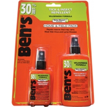 Ben's Home & Field Pack 3.4oz & 1.25oz