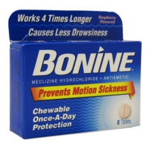 Bonine Chewable by Adventure Medical Kits