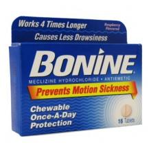 Bonine Chewable