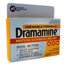 Dramamine Chewable by Adventure Medical Kits