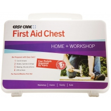 Easy Care First Aid Kits Home + Workshop